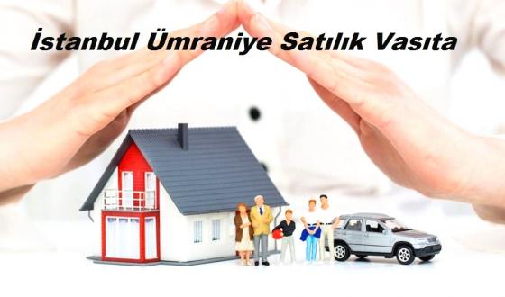 İstanbul Ümraniye Satılık Vasıta